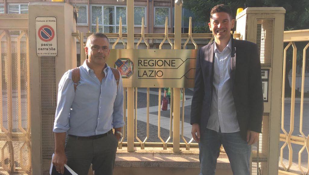 L'UGL invitata all'audizione congiunta tra la VII e la IX CCP al Consiglio regionale del Lazio, le parole di Giuliano e Valiani.